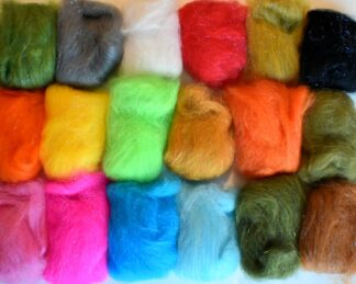 Synthetic Fly Tying Material
